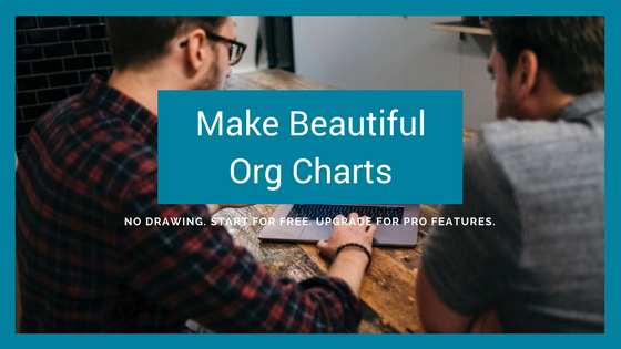 Create org charts from excel