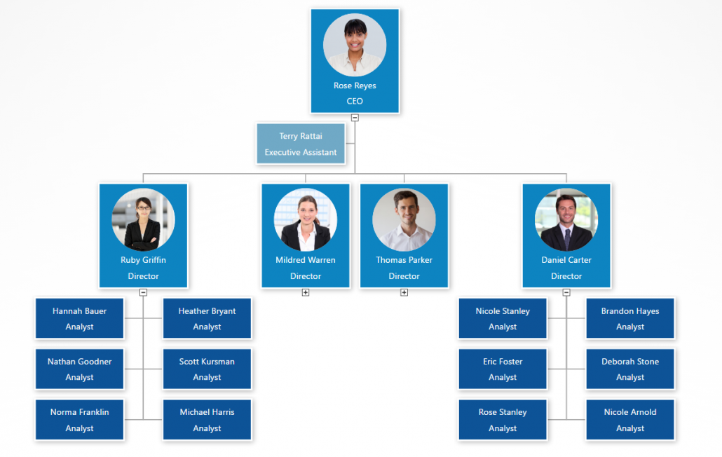 How To Add Org Chart Colors That Fit Your Brand Org Chart Software